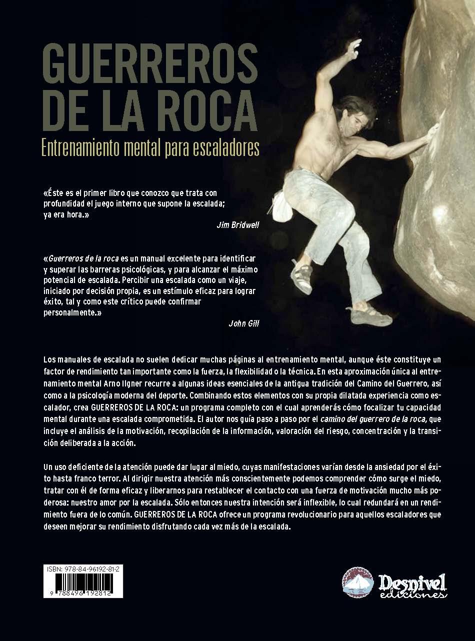 Arno ilgner guerreros de la roca pdf
