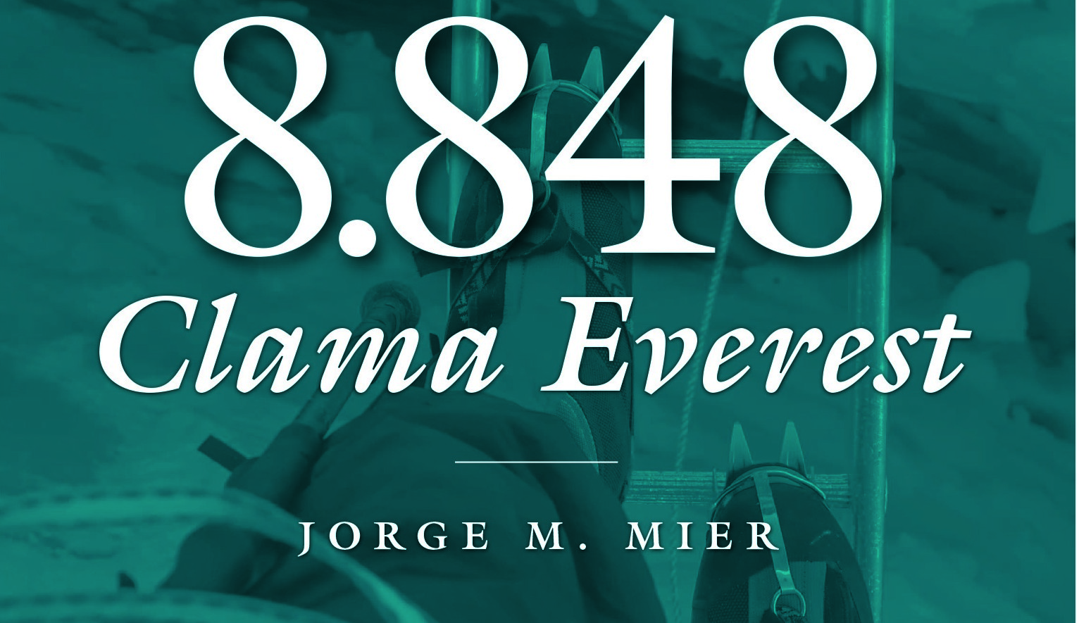 8848 Clama Everest, ¡ya está aquí!