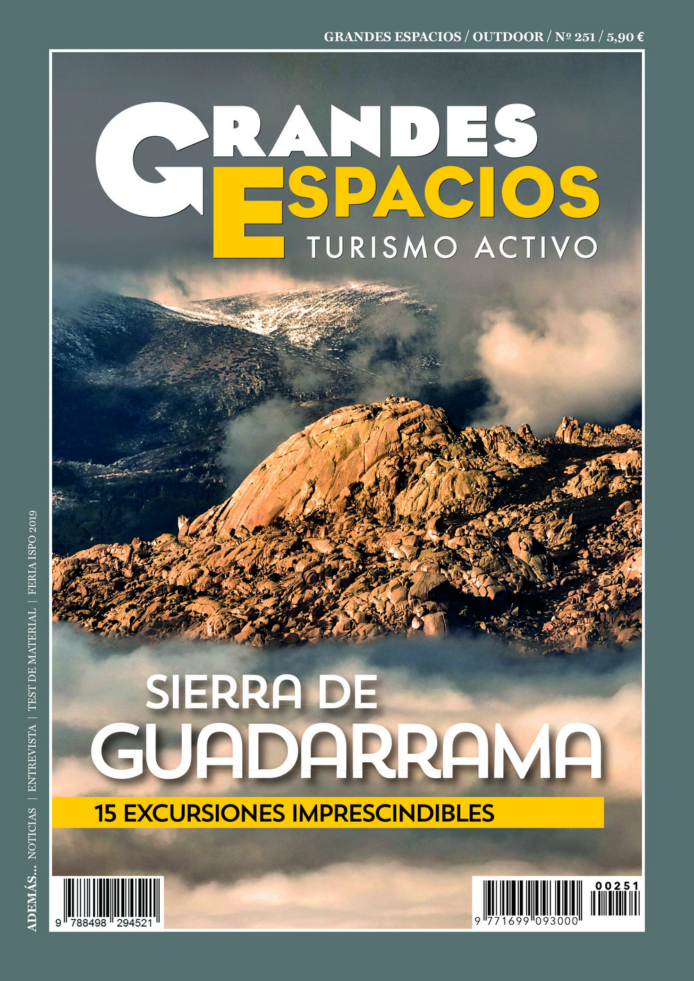Guadarrama. 15 excursiones imprescindibles