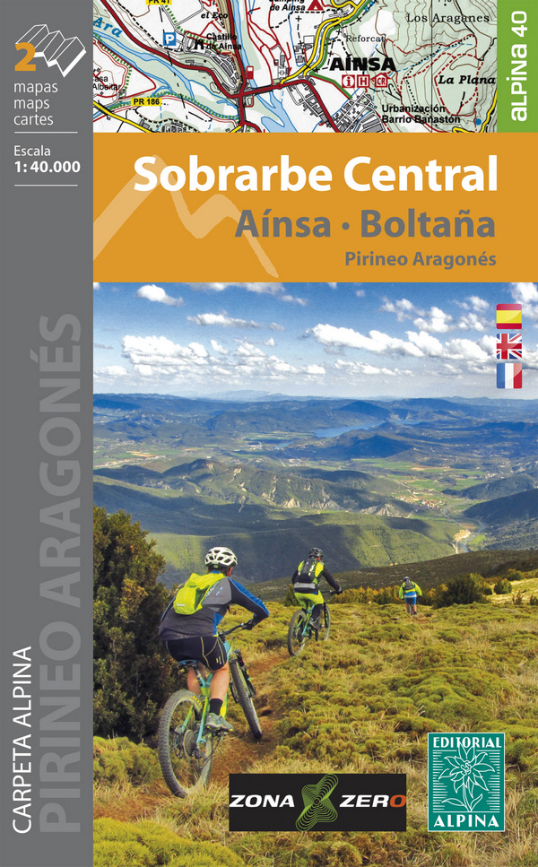 Sobrarbe central- Boltaña